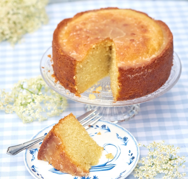 Elderflowercake2